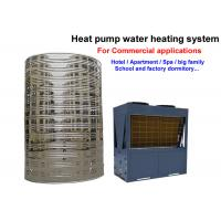 Quality Durable Solar Thermal Water Heater , Commercial Grade Hot Water Heater for sale