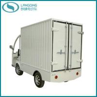Buy cheap CE Electric Cargo Truck Freight Car (LQF090M) from wholesalers