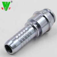 Quality Forged hydraulic joint rubber hose fitting Metric BSP JIC thread available barbed hose fittings for sale