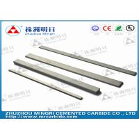 YS2T / YL10.2 Tungsten Carbide Strips , Tungsten Carbide Productionfor cutting tools