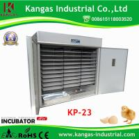 Quality New Arrival Professional Digital and Industrial Chicken Egg Incubator for sale