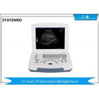 Quality Laptop Black / White Ultrasound Scanner Machine With 9 Different Languages for sale