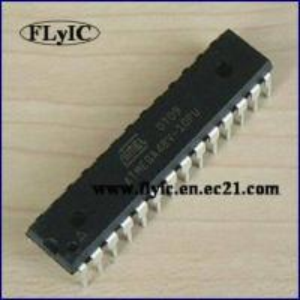 Quality ATMEGA48V-10PU-8-bit Microcontroller-ATMEL for sale