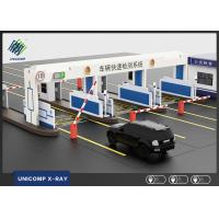 Quality Durable Vehicle Inspection Equipment X Ray Access Checkpoints To High Risk Urban Area for sale