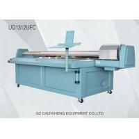 China Universal UV Large Format Flatbed Printers Blue For Aluminum Printing Galaxy UD 1312UFC on sale