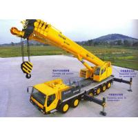 Quality Extended Streamline Boom Hydraulic Mobile Truck Crane 100 Tons QY100K-I for sale