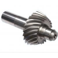 Quality Multi Function Hardened Tooth Surface Micro Worm Gear And Worm Gear for sale