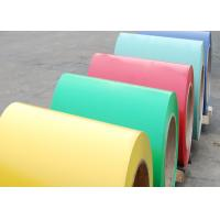 Quality Cold Rolled Prepainted Galvalume Steel Coil Balcony SGS Approved for sale