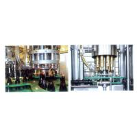 Quality High Power Wine Filling Machine , Drinking Water / Alcohol Production Line for sale