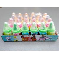 Quality Angry Bird-Nipple Shaped Healthy Hard Candies With Powder Sweet and Funny for sale