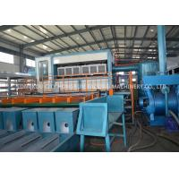 China Automatic Paper Pulp Molding Machine , Egg Tray Production Line on sale
