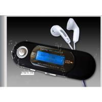 Buy cheap mp3 with usb from wholesalers