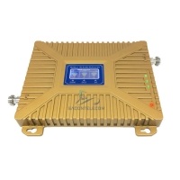 Quality 20dBm GSM DCS 3G Triple ALC Mobile Signal Repeater for sale