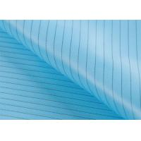Quality 0.5 Vertical Stripes Anti-static Fabric With Stripe Carbon Fiber A Variety Of Colors Are Available for sale