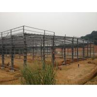 Building House With Steel Frame\