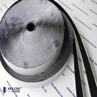 Quality Black Color Self Adhesive Hook And Loop Tape Carpet  Tape Hot Melt Glue for sale