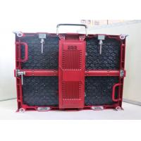 Quality P3.91 Led Stage Display Screen 1R1G1B Pixel Configuration Module Size 250mm*250mm for sale