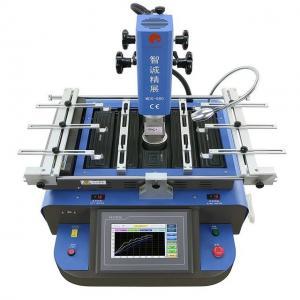 Quality bga reballing qfp rework smd desoldering hot air soldering station for laptop TV mobile computer for sale