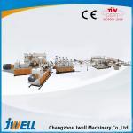 Quality WPC foam board making machine/pvc foam board production line for sale