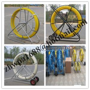 Quality Cobra Conduit Duct Rods,Fiberglass duct rodder,Duct rodder for sale