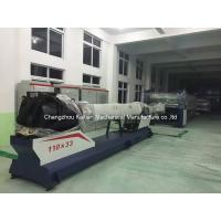 Quality Tape Extrusion Line for Chinese customer,10 Ton/day,stainless steel material,customizable color for sale
