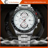 CURREN 8148 CE ROHS Certificate Fashion Watches Full Stainless Steel Watch Quartz Watches