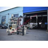 China Wheat Chips Corn Extruder Machine , Multifunction Double Screw Extruder Machine on sale