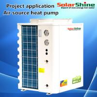 Quality Medium Size Most Efficient Air Source Heat Pump 4.5 - 20 KW Heating Capacity for sale