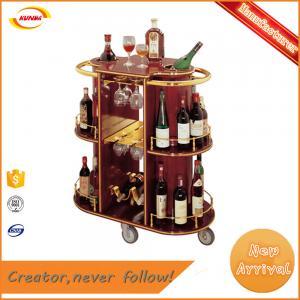 China Wine Tolley Liquor Trolley Series B-006 on sale