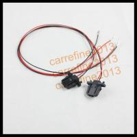 Quality For VW LED door courtesy logo light cables extension wires Harness Golf Jetta Tiguan MK5 6 for sale