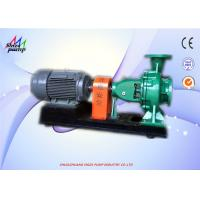 China IS Series Cast Iron Clean Heavy Duty Industrial Water Pump Mechanical Seal Size Customized on sale