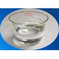 Quality Organic Solvents Sex Enhancing Drugs CAS 96-48-0 γ Butyrolactone GBL Clear Colorless Liquid for sale