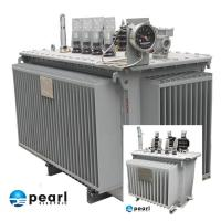 Quality Three Phase Step Up And Down Transformer 6.6 KV - 3000 KVA Two Winding for sale