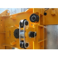 Quality Construction Site Q345B Steel Rack And Pinion Lift 36M/Min for sale