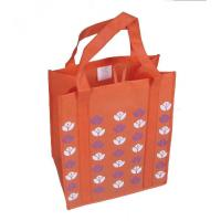 China Promotional Shopping Bags , Small Eco Non Woven Tote Bag Customized Size on sale
