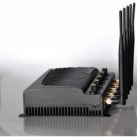 Quality Adjustable Cell phone Jammer with Remote control for sale