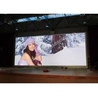 Quality P3 / P6 Front Service LED Display Rental , Led Full Color Screen with Magnets for sale