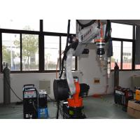 Quality Stainless Steel CO2 Welding Robot 10Kg Maximum Payload Outstanding Security for sale
