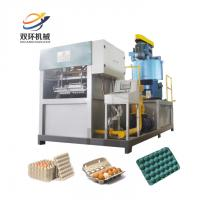 Buy cheap semiautomatic paper egg tray making machine from wholesalers