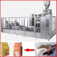Quality Automatic Granules Brick Bag Vacuum Packing Machine for sale