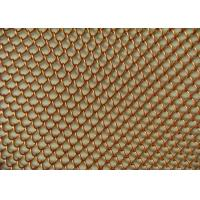 Quality Decorative Metal Wire Mesh / Chain Melt Mesh For Architecture Decoration for sale