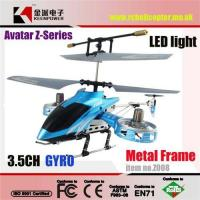 Buy cheap Avatar Z-Series Z008 3.5 Channel Mini RC Helicopter from wholesalers