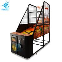 Quality 110V/220V Basketball Arcade Machine W1000*D2440*H2330 Firm Durable Cabinet for sale