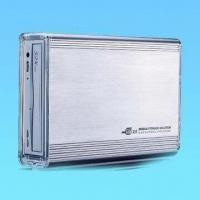 Quality 3.5-inch Hard Drive Enclosure with Transfer Rate Up to 480Mbps, Made of Aluminum Alloy for sale