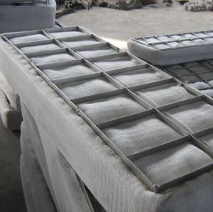 Quality York 431 Demister Mesh Pad|Mist Eliminators (144kg/m3) ss304, ss316L for sale