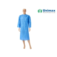 Quality SMMS Disposable Surgical Gowns for sale