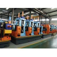 High Speed ERW Welded Tube Mill , 3 Phrase Pipe Welding Machine