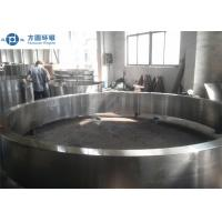 Quality WB36 Carbon Steel Forgings Ring Forged Shaft for Pressure equipment for sale