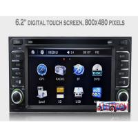 Quality Car Stereo GPS Headunit Multimedia DVD Player for Toyota Hilux Land Cruis Prado Camry for sale