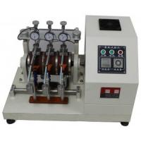 China ASTM D1630 Rubber Abrasion Testing Machine on sale